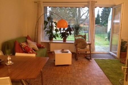gemütliches Zimmer in Maisonette - Apartamento