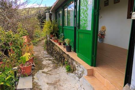 Casa rural en el Parque Nacional de Garajonay - Casa