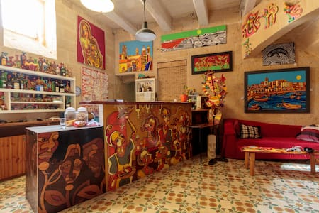 Il-Forn Art Hostel Malta - Casa