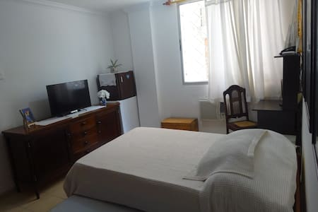 Comfortable room in Cartagena de Indias. - Daire