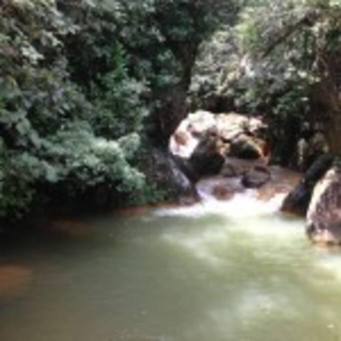 El Río de las Hornillas