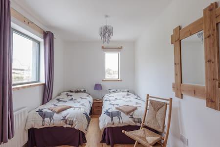 Beannachd B&B twin room - Broadford