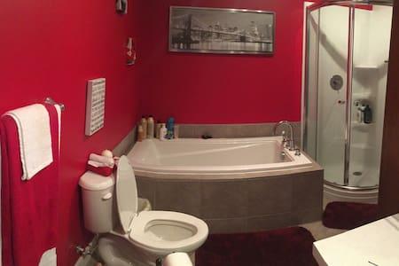 Belle chambre dans un beau jumelé neuf ! - House