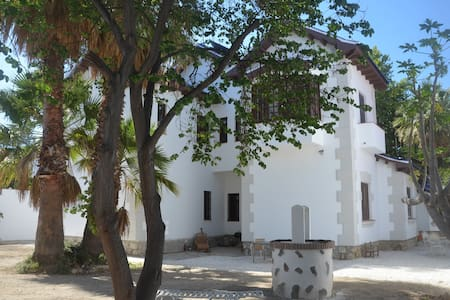 Independent  charming d - room  in historic villa. - Malaga