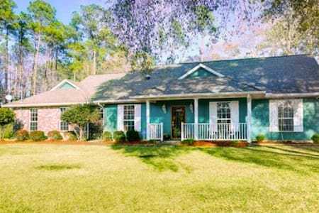 Quiet country feel, close to NOLA! - Covington - Casa