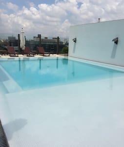 LUXURY & BRIGHT APT IN PTO MADERO - Appartamento