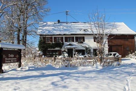 Gästehaus Dohle - Berge, Wiesen, Seen... - Oy-Mittelberg