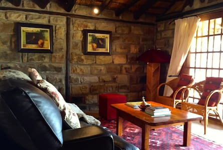The Barbet Country Cottages - Clarens - Bungalow