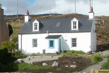Kelpie Cottage, Tarbert, Harris - Dom