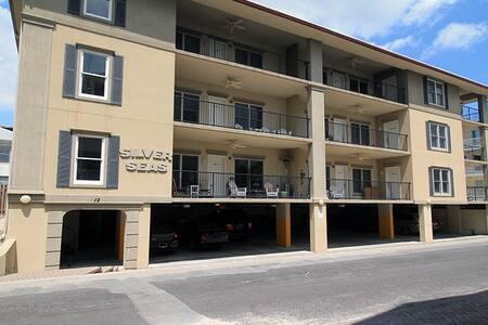Silver_Seas_Condos_302 - Tybee Island - 公寓