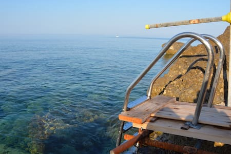 Villaggio natura sul mare - Apartemen