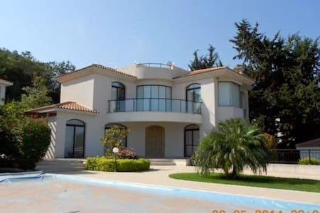 Superb Private Sea View Villa - Argaka - Huvila