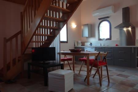 Studio indépendant cuisine équipée - Apartment
