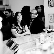 Tanya & Sriram