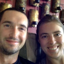 Carolyn & David