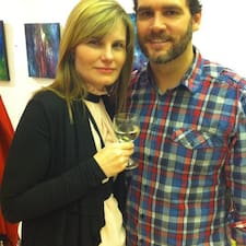 Judith & Stephen
