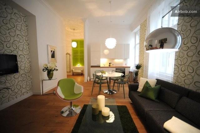 Luxury apartment salvia in vienna for Designer apartment vienna