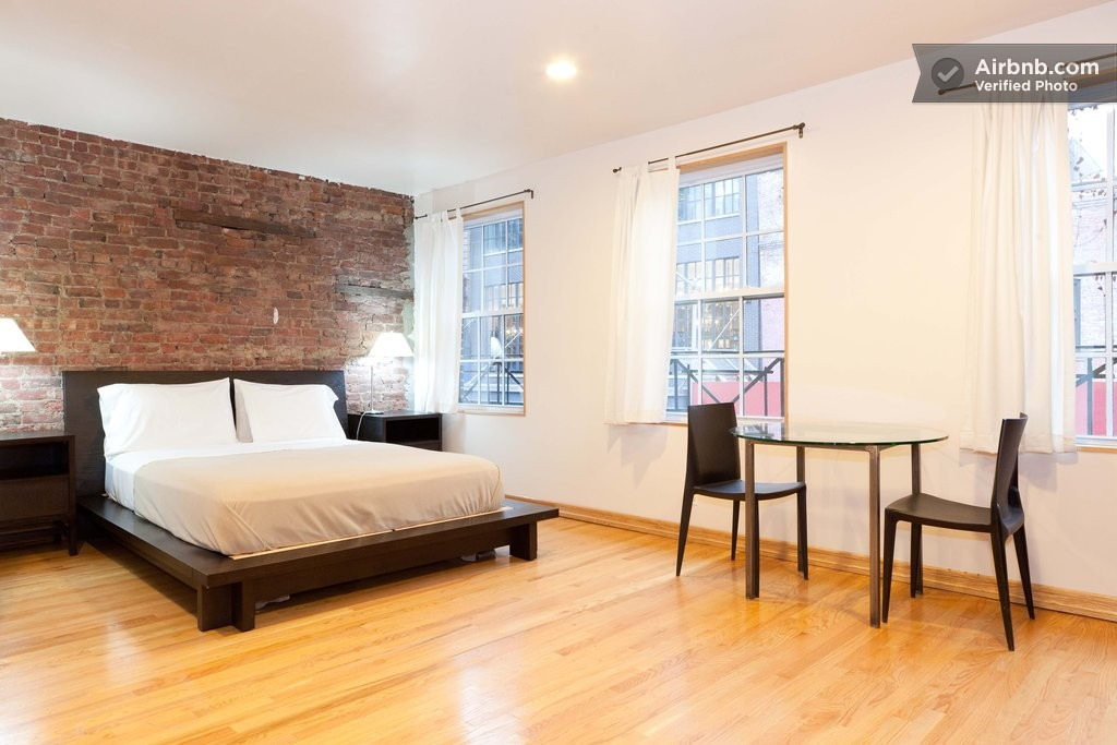 MEATPACKING STUDIO APARTMENT In New York