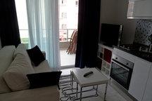 Квартира 1+1 ОБА, Аланья, Турция