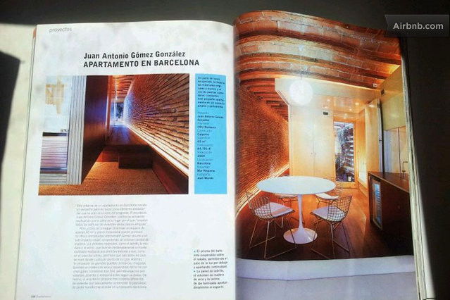 Barcelona center beach top design in barcelona for Interior design 08003