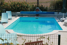 Casa Férias no Campo com piscina