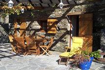 Maison traditionnelle village Corse