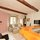 Open plan lounge/kitchen