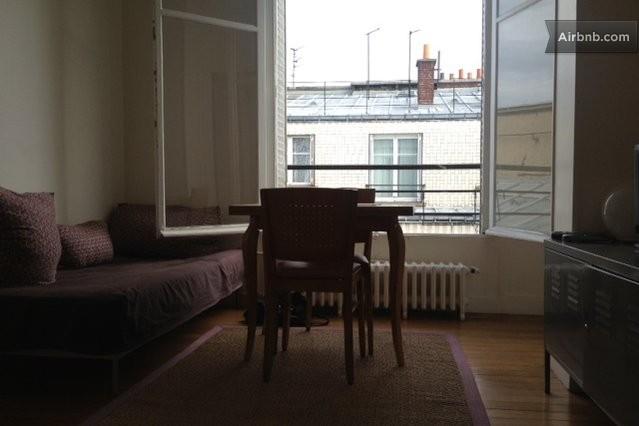 Studio meubl paris centre in paris for La fenetre apartments