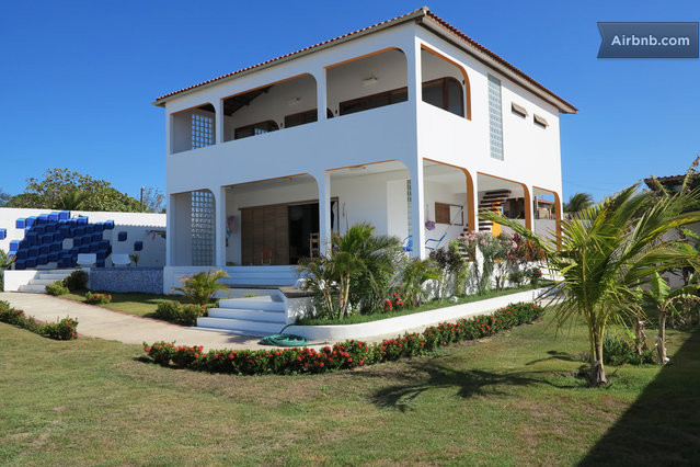 Modern Beach Villa, Canoa Quebrada in Aracati