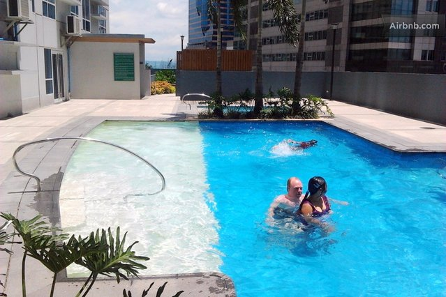 Ortigas CBD 1-Bedroom Condominium in Pasig City