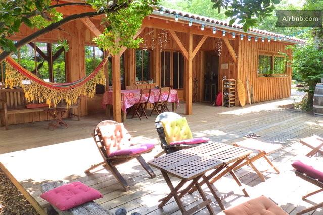 maison en bois bassin d arcachon in ar 232 s
