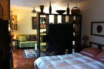 Contemporary Studio in Eco-Cottage