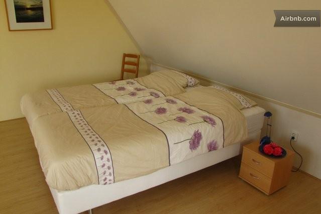 Bed en breakfast witte weelde texel in de koog - Romantische witte bed ...
