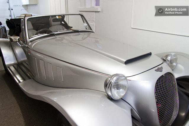 Affitti per le vacanze e affitti a breve termine a san for British motor cars san francisco