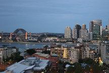 270° Sydney Harbour View & Balcony