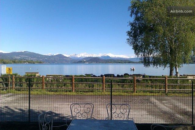 Appartamento fronte lago maggiore in castelletto sopra ticino - Castelletto sul ticino ...