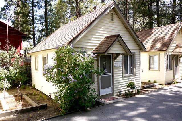 Cozy Big Bear Cabin John Muir Cabin