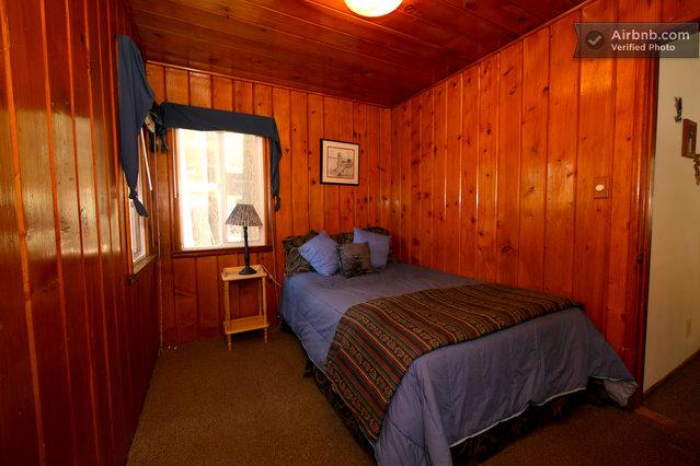 Cozy Big Bear Cabin Ocean Cabin