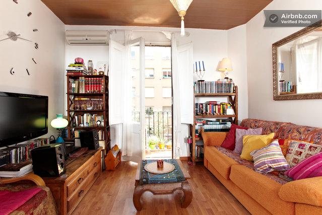 Centre Barcelona Bohemian apartment in Barcelona