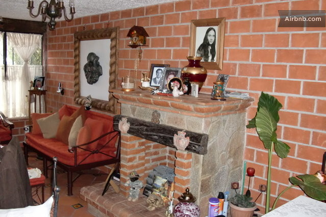 Hermosa casa estilo rustico in puebla - Casas estilo rustico ...