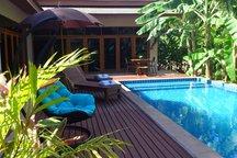 Villa sur île, Sud de la Thaïlande