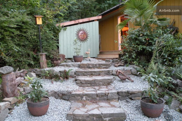 Fridas Mexican Style Cottage On SSI in Salt Spring Island